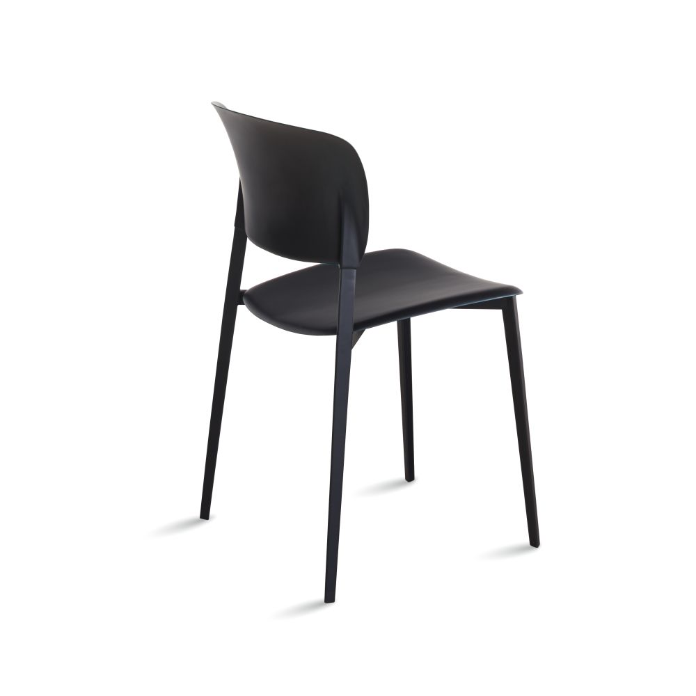 Ply Polypropylene Dining Chair by Desalto