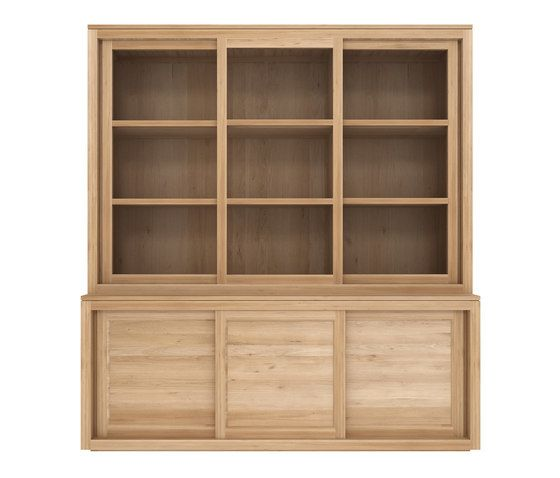 Pure Cupboard by Ethnicraft