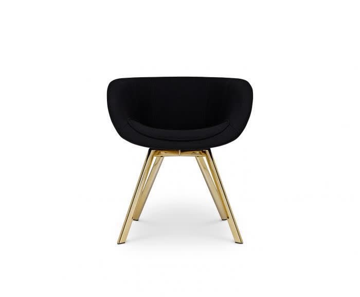 Scoop Low Back Chair by Tom Dixon