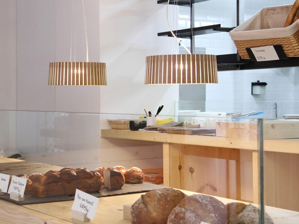Shio Pendant Lamp by arturo alvarez