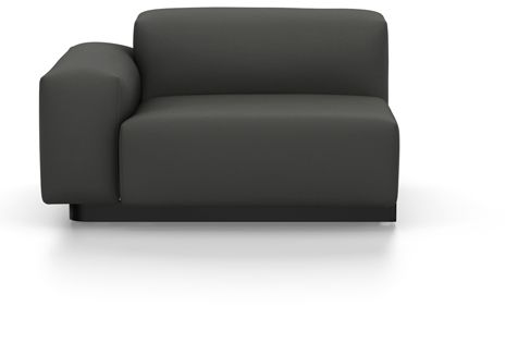 Soft Modular Sofa - Lateral Part Left by Vitra
