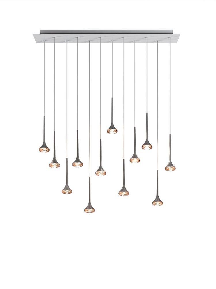 SP FAI 12 R Pendant Light by Axo Light