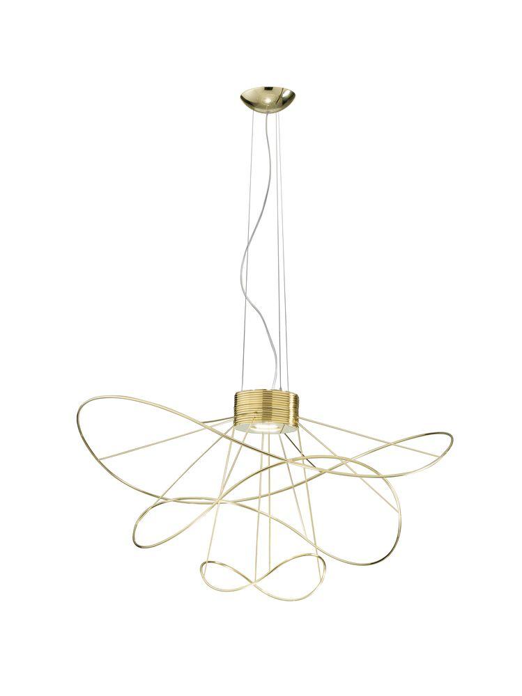 SP Hoops 3 Pendant Light by Axo Light