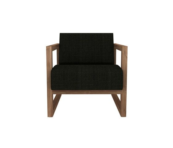 Square Root 1 Seater Sofa by Ethnicraft
