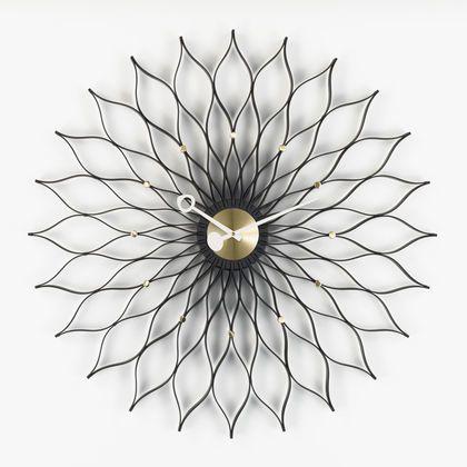 Sunflower Clock by Vitra