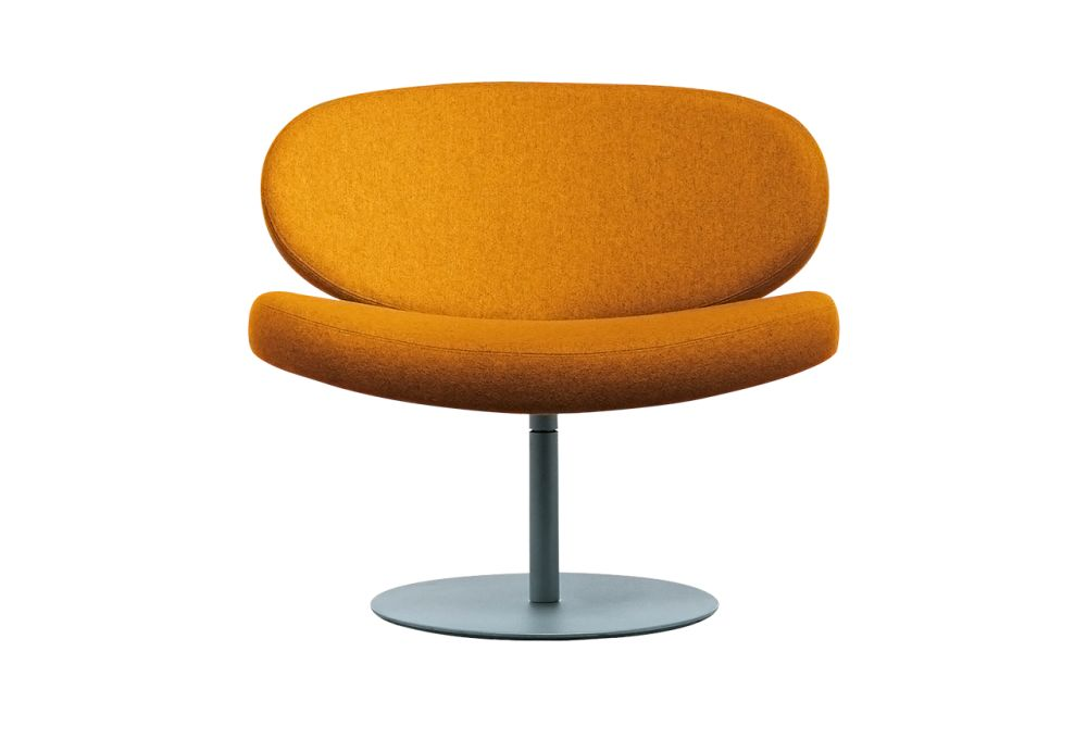 Sunset Swivel Armchair by Cappellini