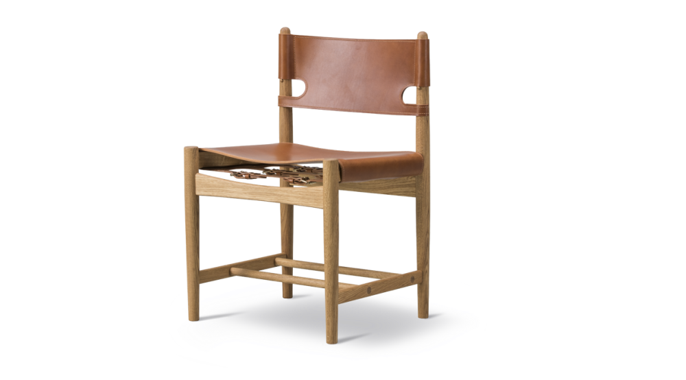 The Spanish Dining Chair by Fredericia