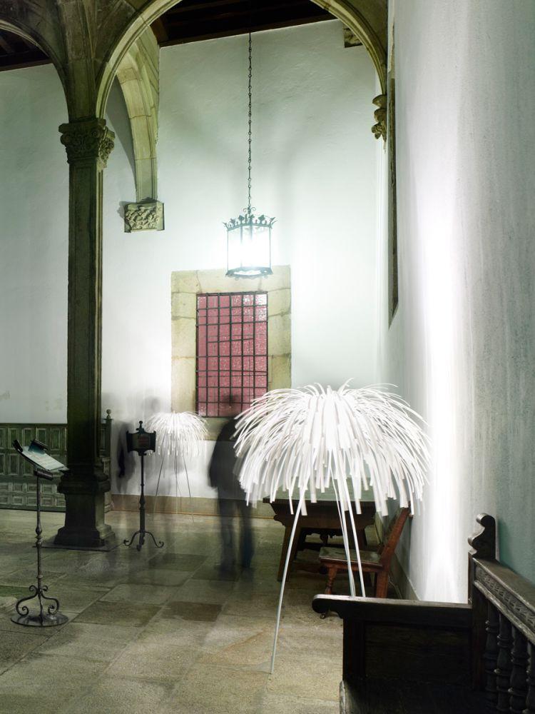 Tina Floor Lamp by arturo alvarez