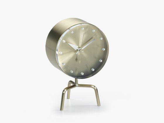 Tripod Clock by Vitra