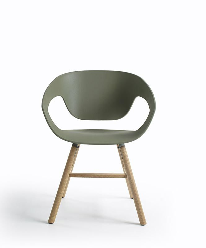 Vad Wooden Chair by Casamania