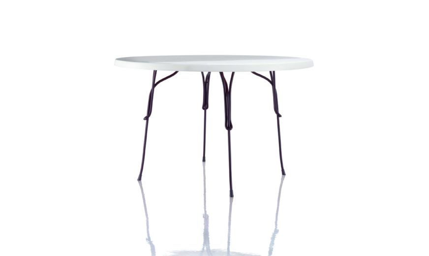 Vigna Table - Round by Magis Design