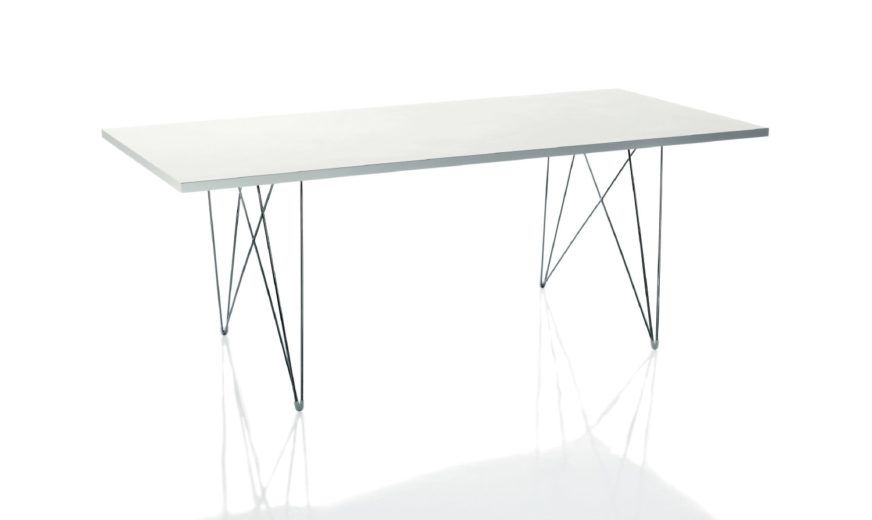 XZ3 Dining Table - Rectangular by Magis Design