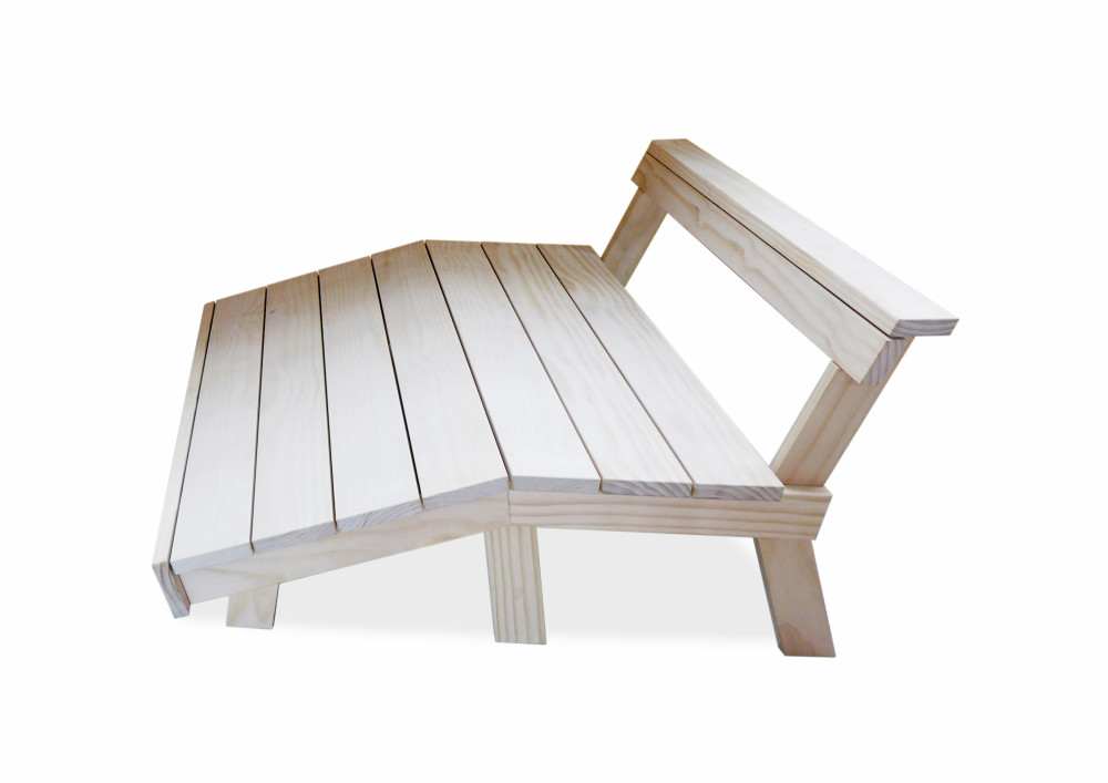 Berit Chaise Longue Double