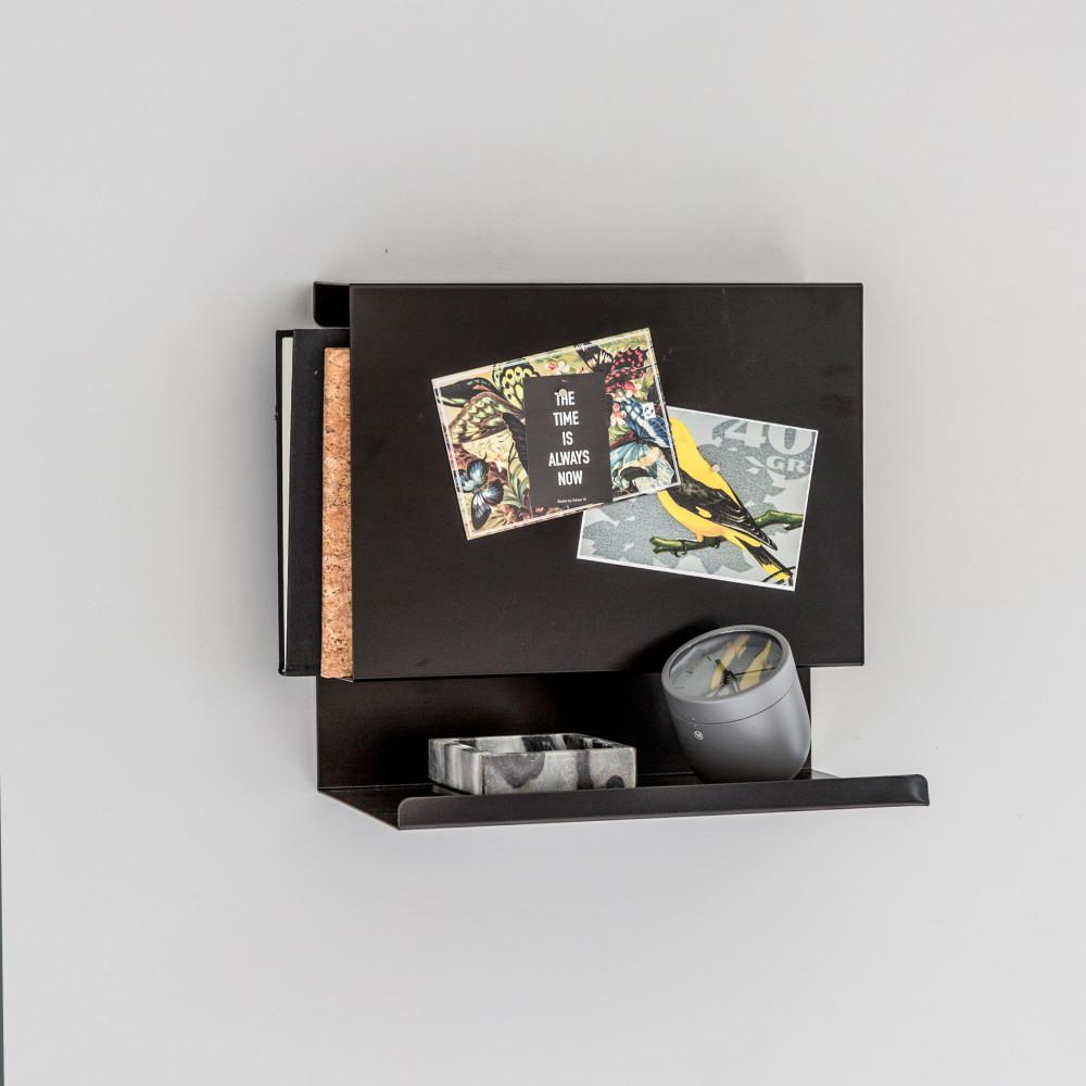 Black Ledge:able Shelf