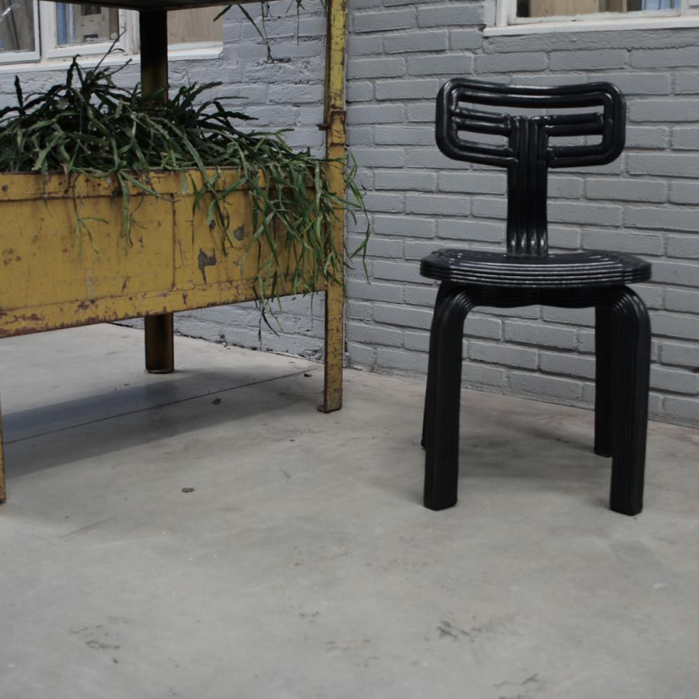 Chubby Chair, Black
