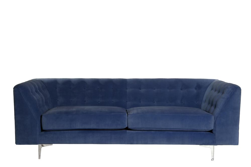 Deco Sofa Dark Grey By Ian Archer For Archer And Company