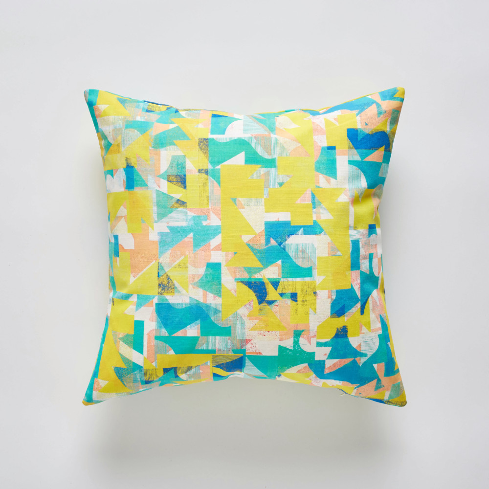 Grapefruit Coast cushion 50x50cm cushion