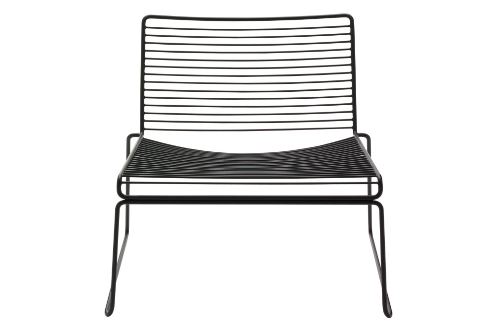 hee lounge chair beige by hee welling for hay. Black Bedroom Furniture Sets. Home Design Ideas