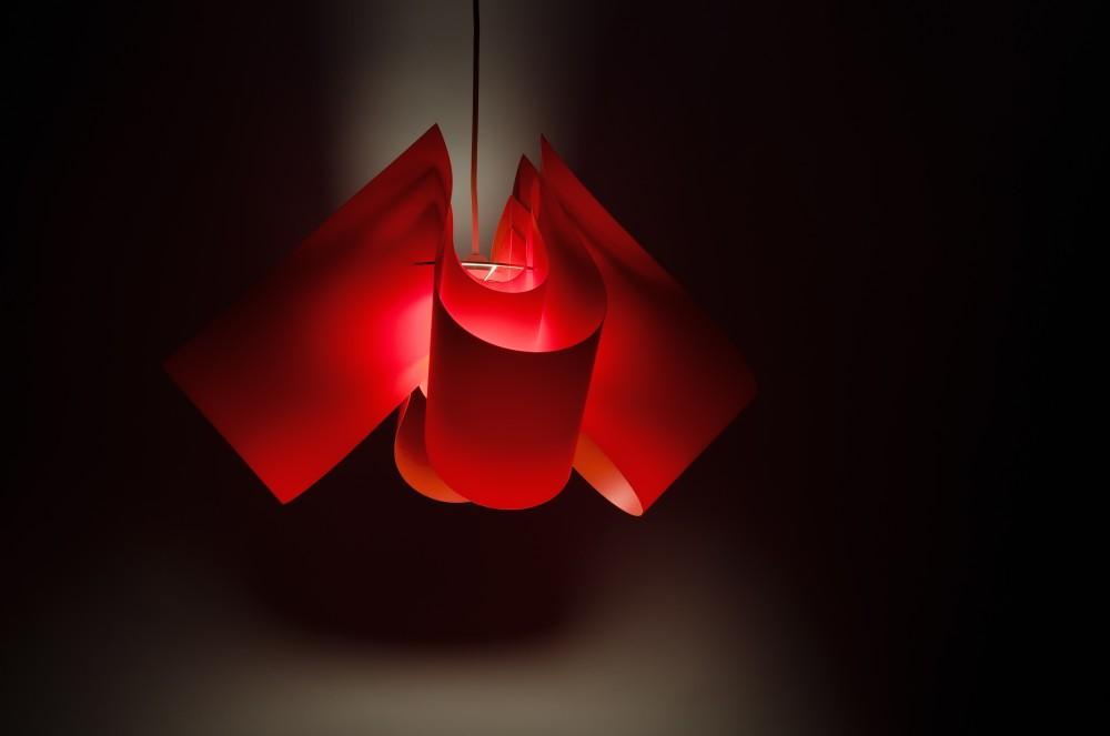 Himiko Pendant Light White by Hiroshi Tsunoda for DesignCode