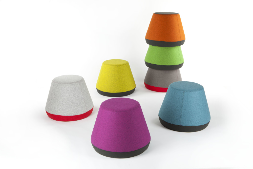 Assemblyroom Hyde Stacking Stool