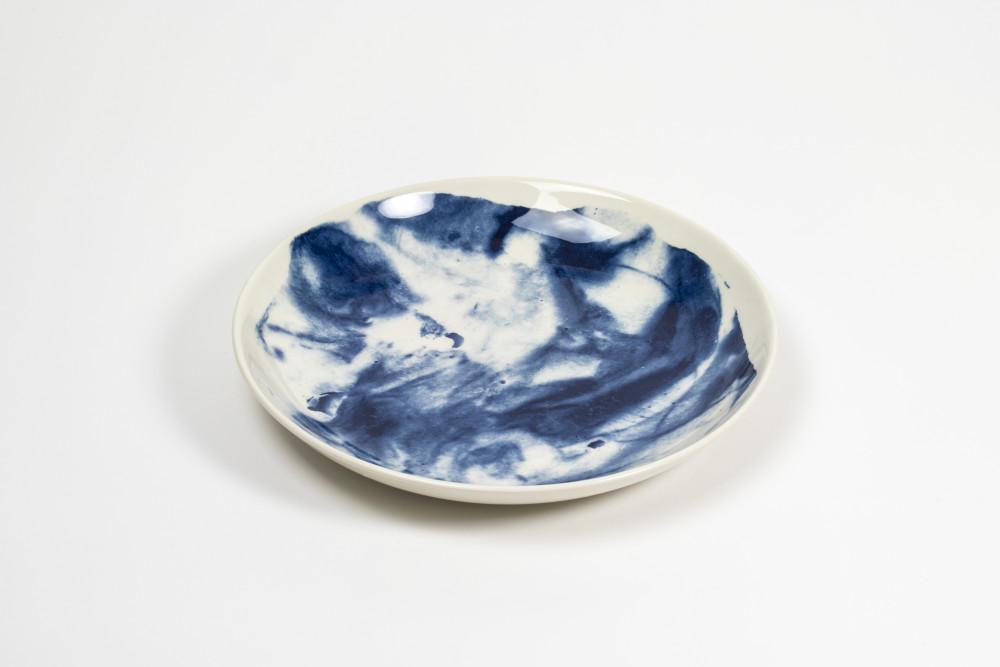 Indigo Storm Pasta Bowl