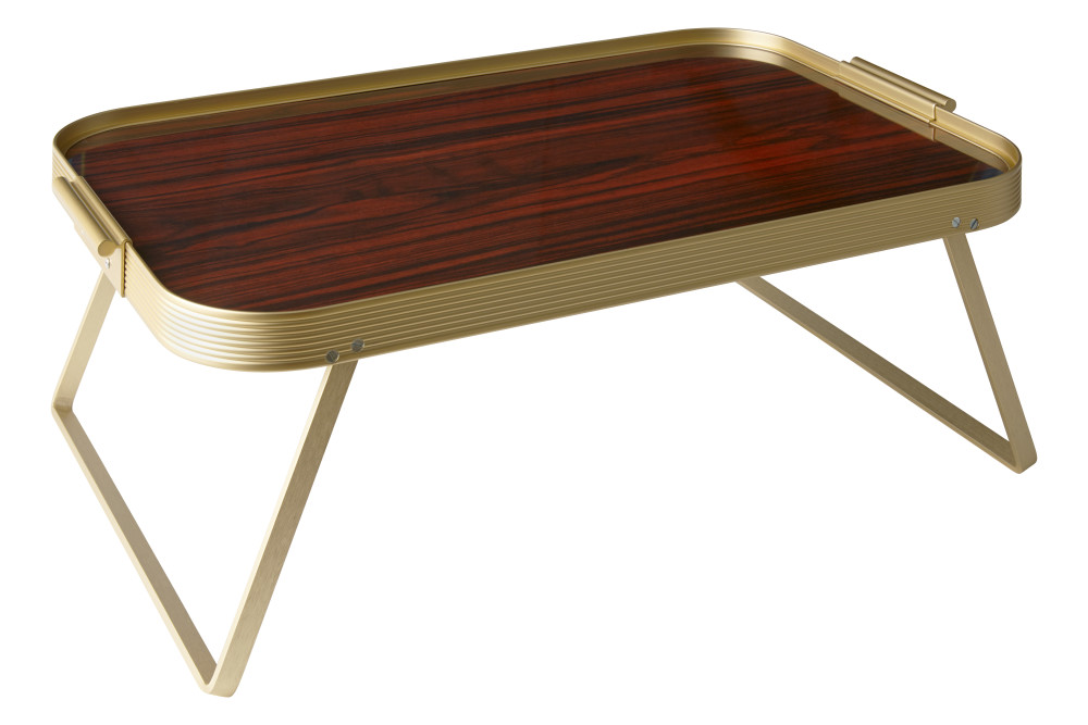 Lap Tray in rosewood