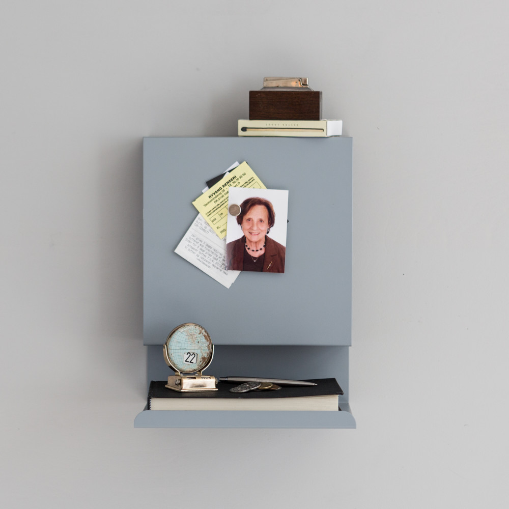 Grey Ledge:able Shelf