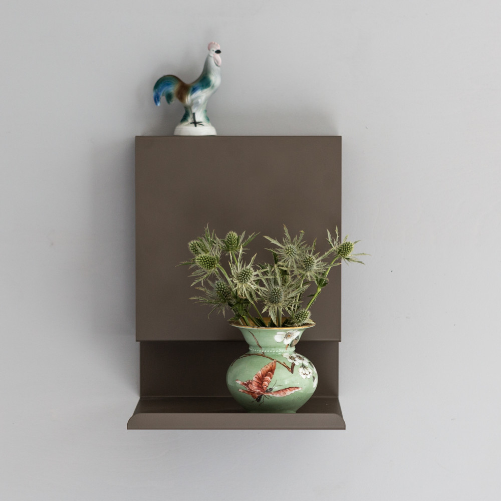 Brown Ledge:able Shelf