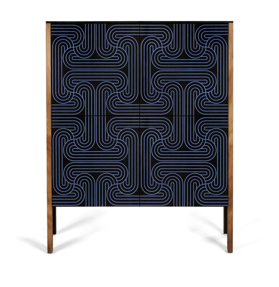 Four Door Dark blue