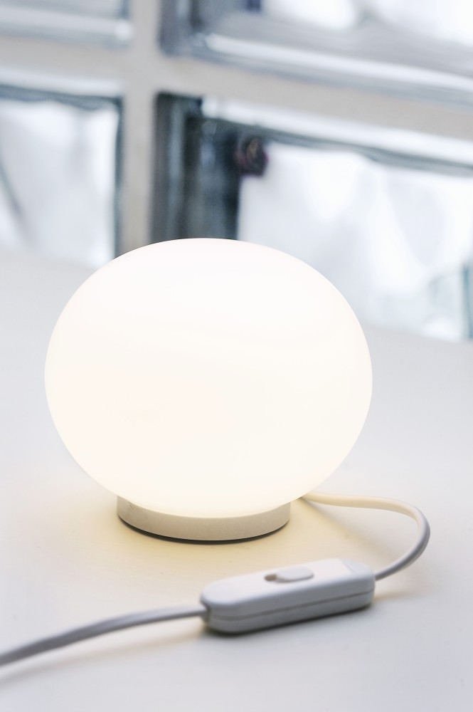 Mini Glo Ball T Table Lamp By Jasper Morrison For Flos