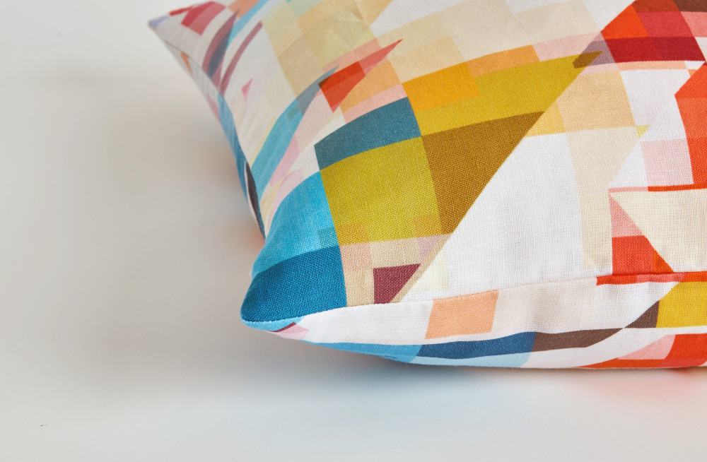 Northmore Major cushion detail