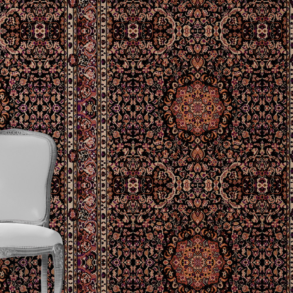 Persian Wallpaper - Dark