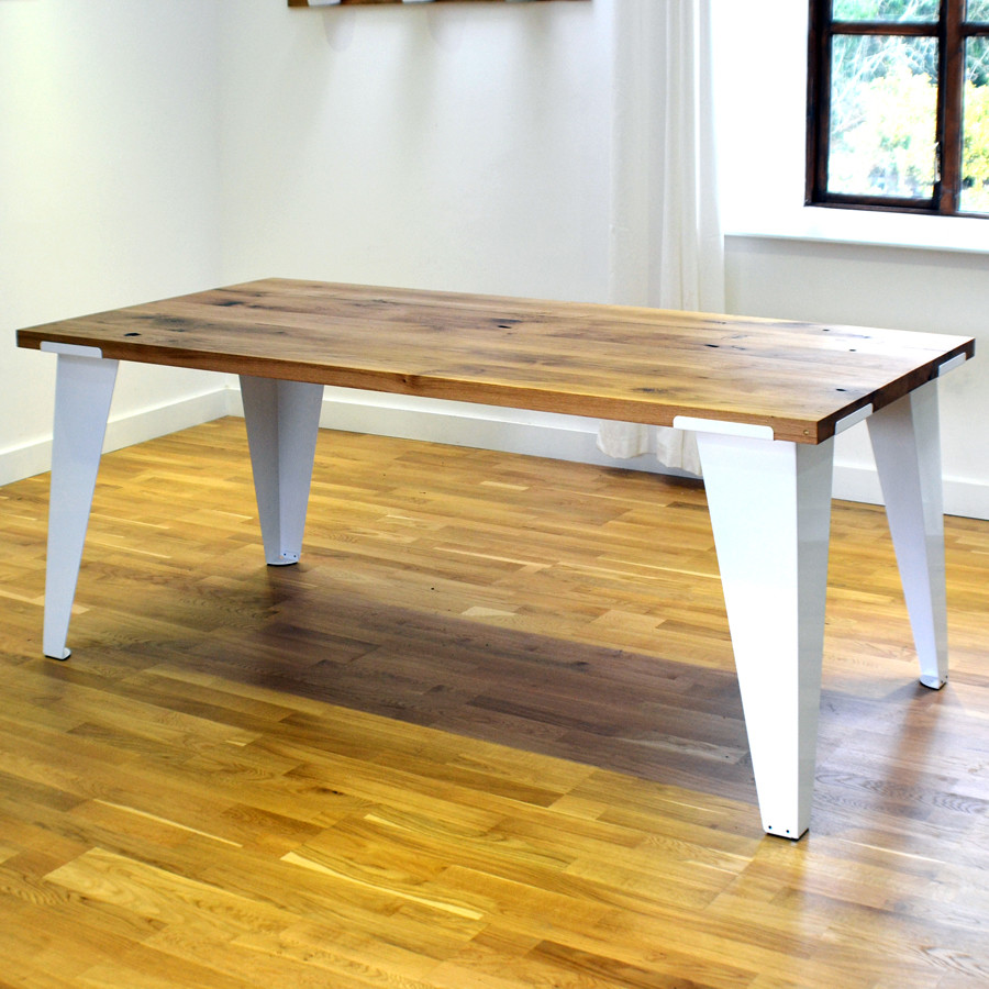 Reclaimed Oak Dining Table Oak Dining Table Dining Room Furniture Oak Inspiring Goodly