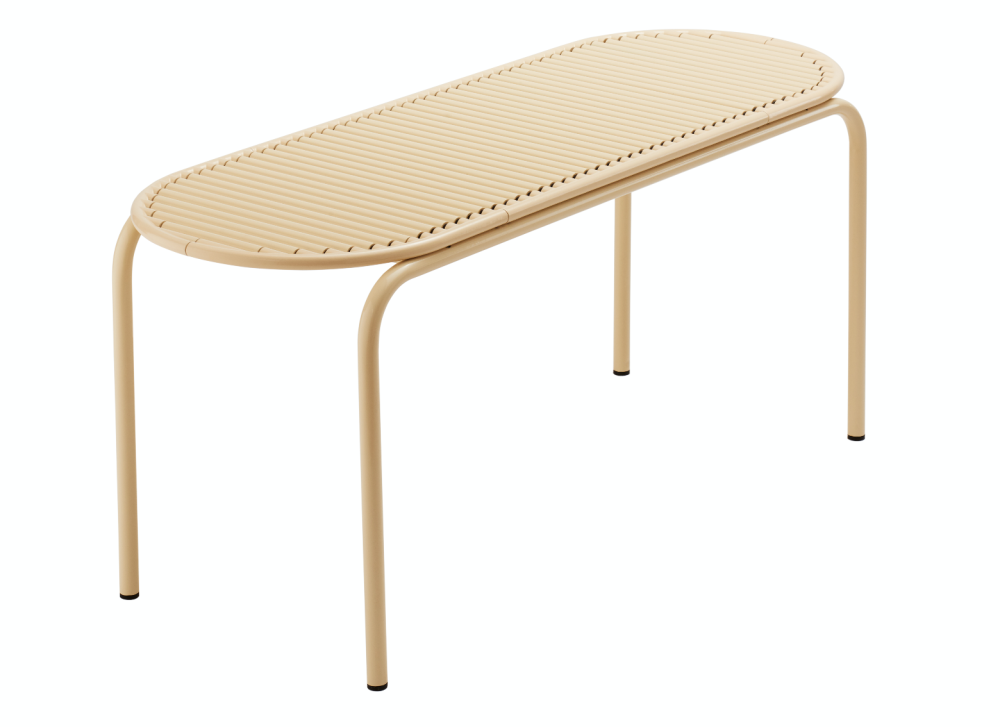ROLL COLLECTION Bench Beige