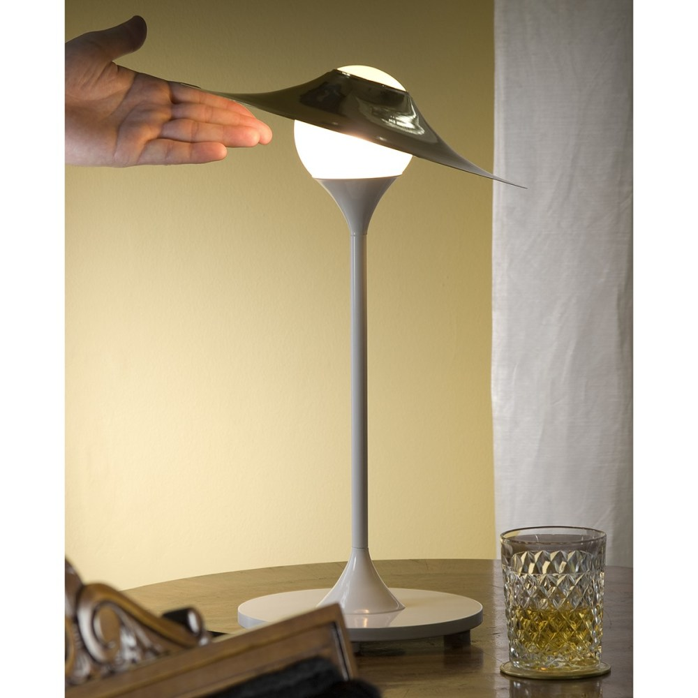 Skew Table White