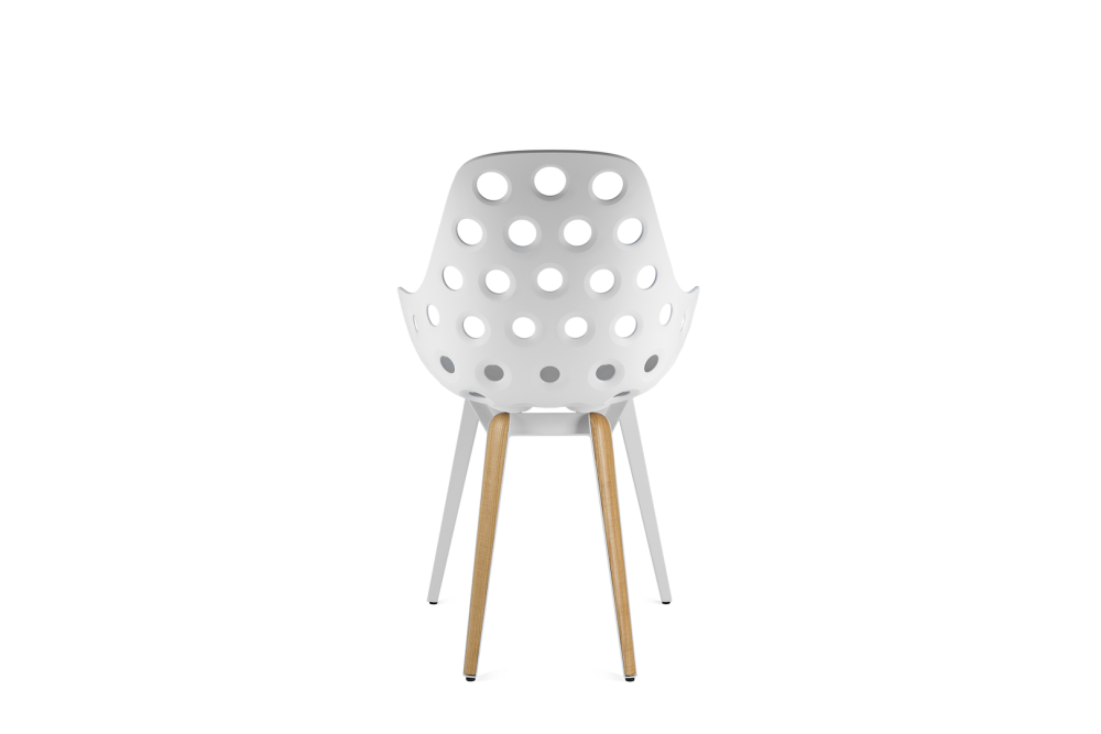 Slice Dimple chair by Sander Mulder for Kubikoff