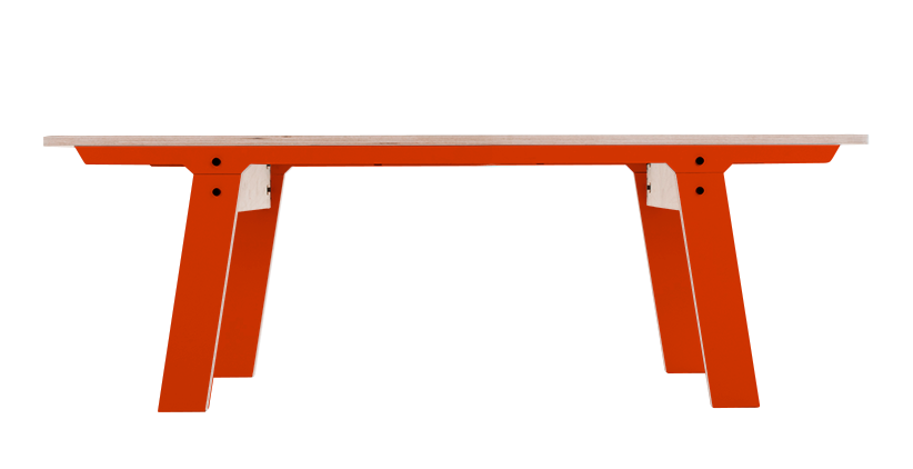 rform Slim Bench 01 Small - Foxy Orange