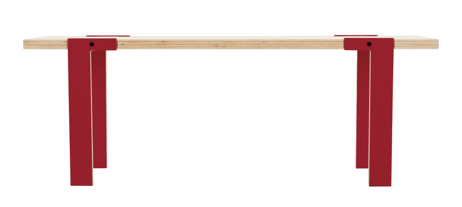 rform Switch Bench 04 - Cherry Red