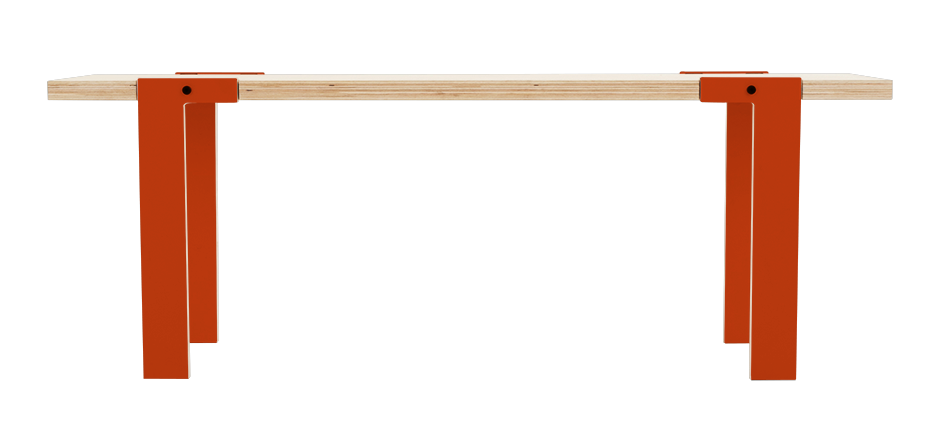 rform Switch Bench 04 - Foxy Orange