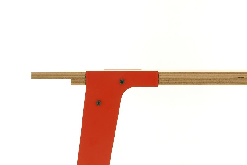 rform Switch Table S Mid - Foxy Orange