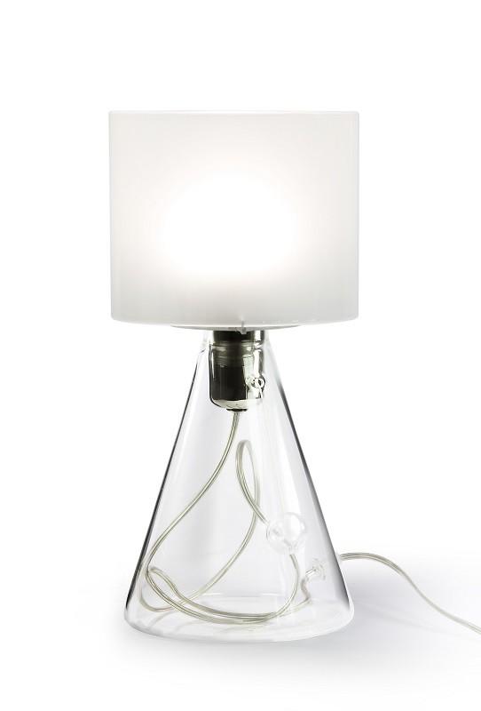 Lampe 03 - Transparent cord