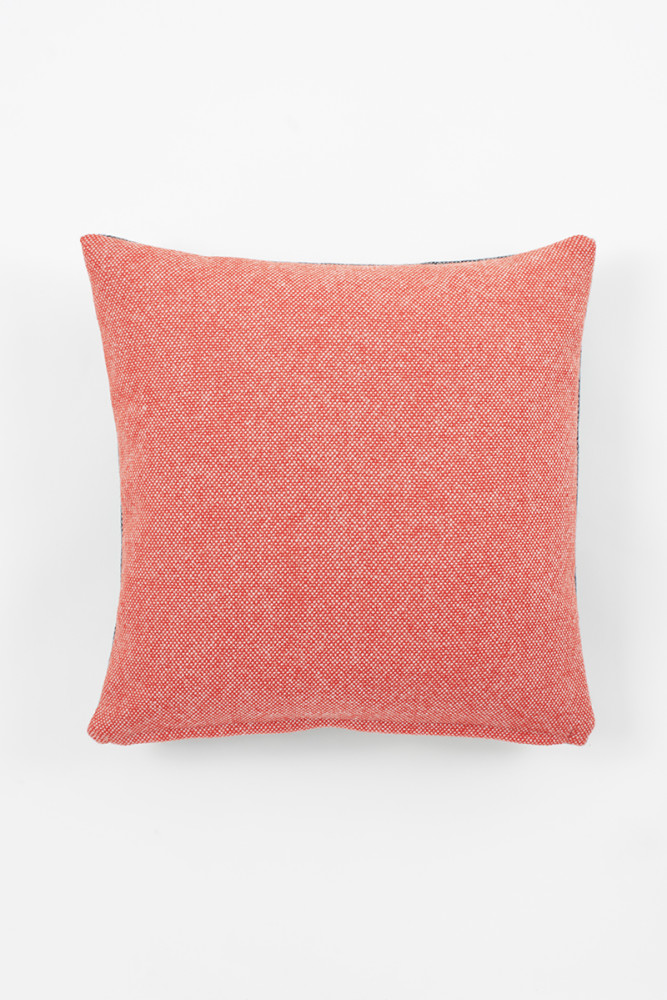 Twin Tone Cushion - Rosie Pink