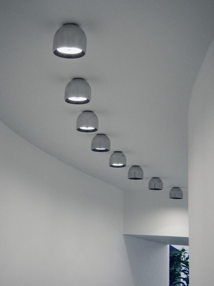 wan c w ceiling light shiny black by johanna grawunder for. Black Bedroom Furniture Sets. Home Design Ideas