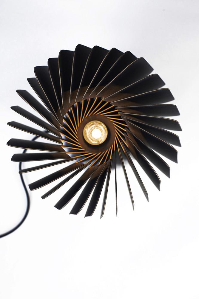 Beam Table Lamp - Black