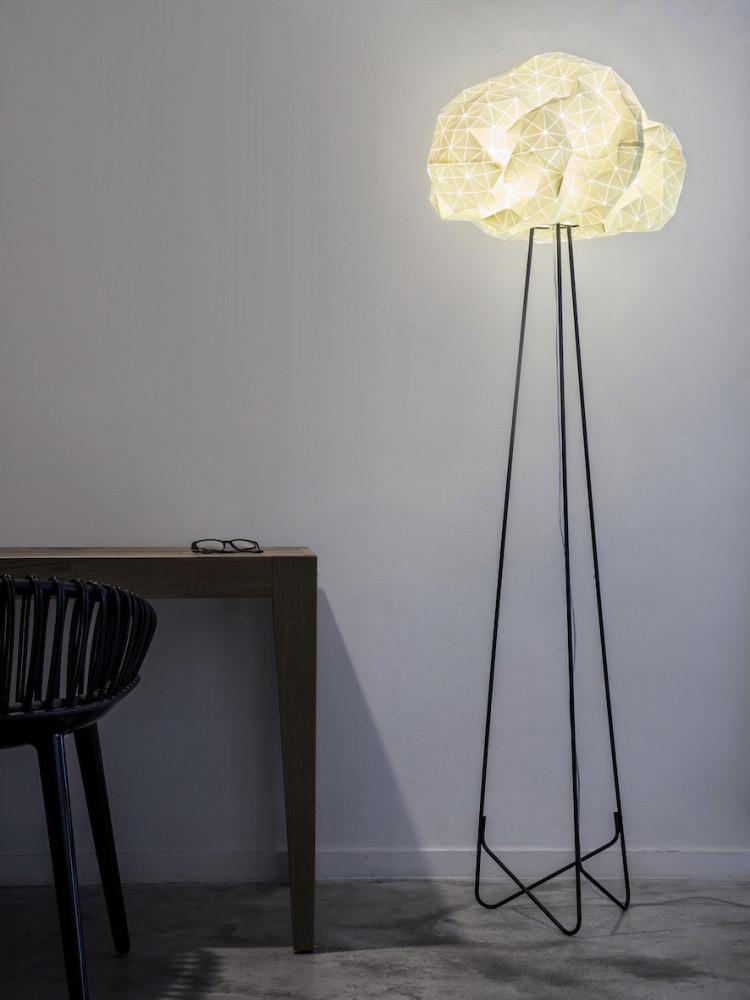 Ori Floor Lamp EU by SALT for Mikabarr