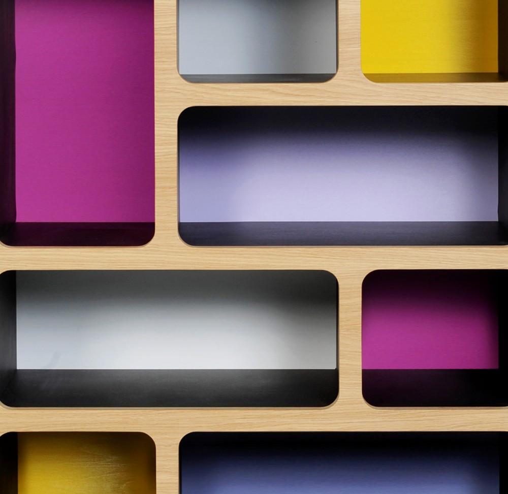 Pink/Yellow/Grey Scheme