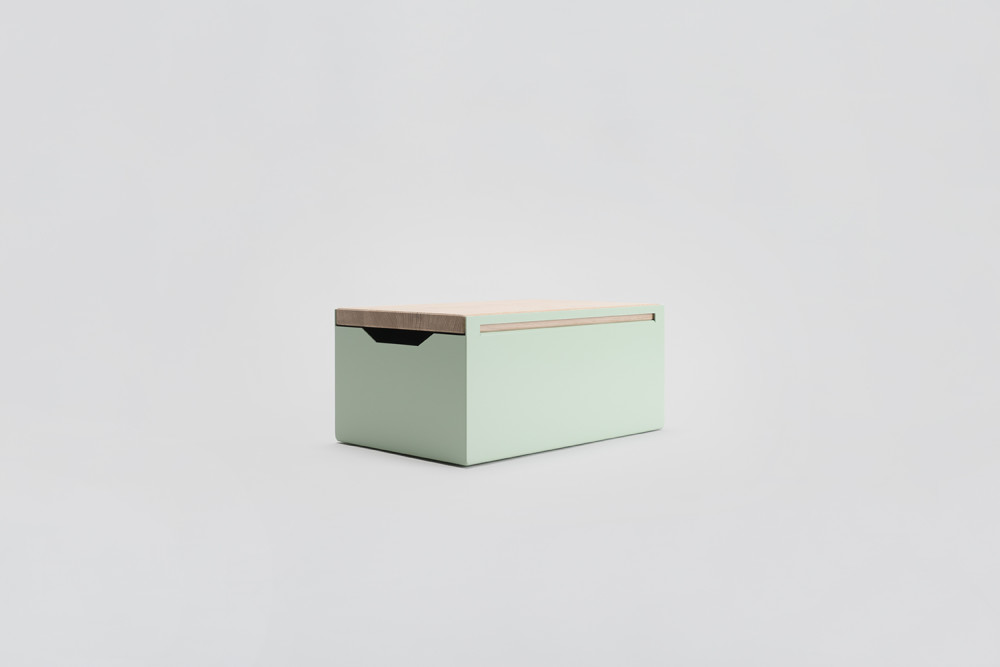 bread box mint by my kilos for mykilos. Black Bedroom Furniture Sets. Home Design Ideas
