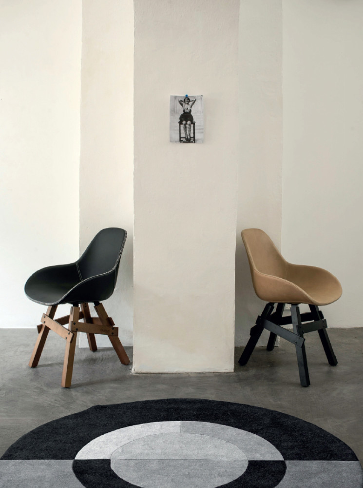 Icon Dimple Upholsterred