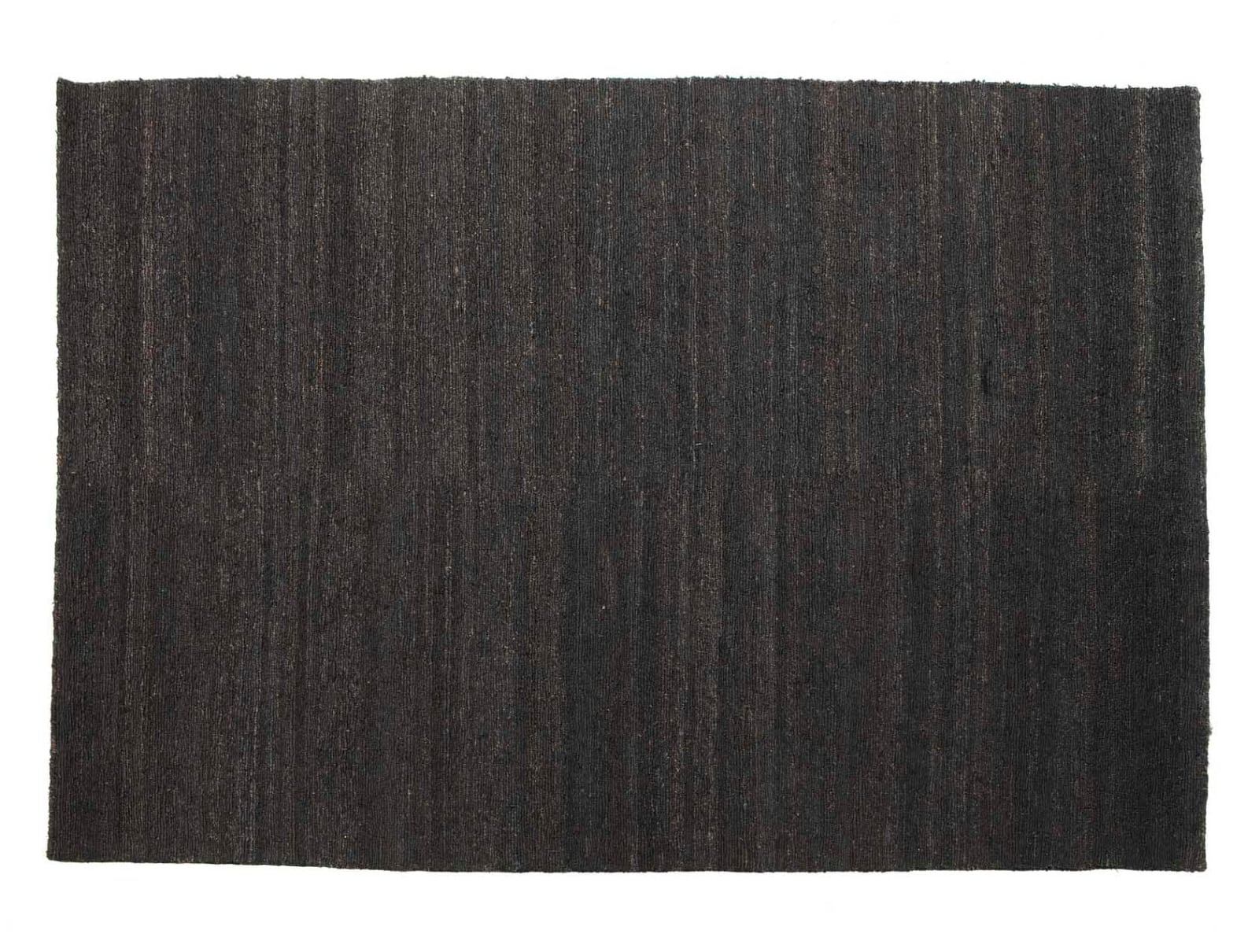 Earth Rug Black, 170 x 240 cm
