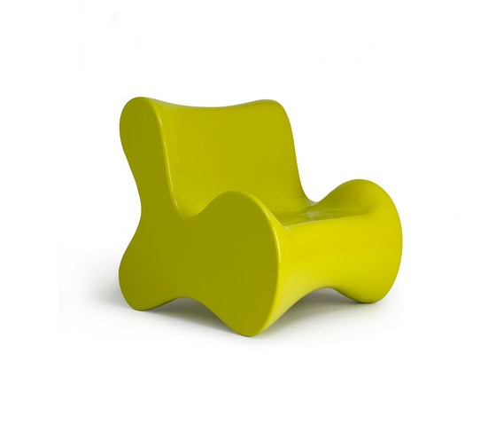 Doux Lounge Chair Pistachio